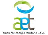 logo aet ambiente energia territorio